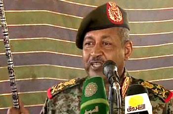 الجيش السوداني :قادرون علي إجبار المتمردين علي قبول خيار السلام
