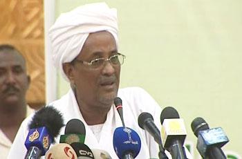 الحكومة السودانية تدعو مجدداً الحركات المسلحة للدخول في السلام