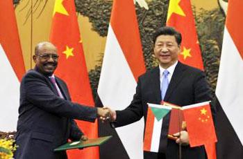 155 مشروعاً بين السودان والصين بتكلفة 10 مليارات دولار