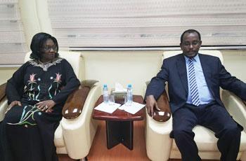 بوركينا فاسو تسحب قواتها من يوناميد (إتساقاً) مع موقف السودان