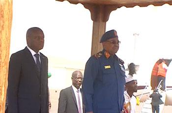 رئيس غينيا بيساو يغادر الخرطوم بعد جولة مباحثات