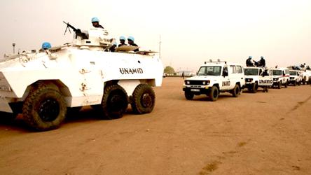 (يوناميد) تطلب من الحكومة السودانية تسهيل مهمة وصول المنظمات والمساعدات لجبل مرة