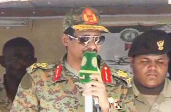 قوات الدعم السريع تؤكد قدرتها علي التصدي للحركات المسلحة حال خروجها من الجنوب
