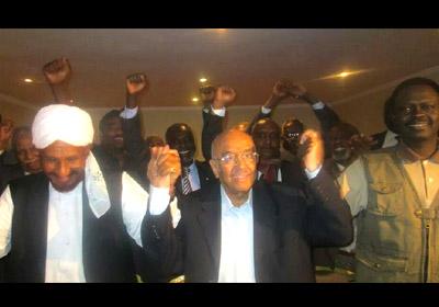 قوي معارضة تدعو مجلس حقوق الانسان لوضع السودان تحت الرقابة