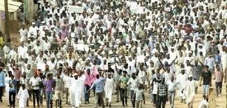 السلطات الامنية تمنع وقفة احتجاجية وتسليم مذكرة لوزير العدل بشأن قتلي سبتمبر