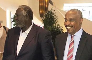 الحركة الشعبية تعلن تعليق المفاوضات مع الحكومة السودانية