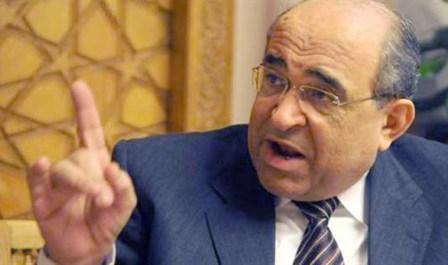 مصطفي الفقي :مصر قادرة علي قلب النظام بالسودان في يومين