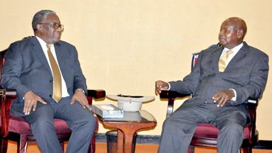 موسيفيني : اوغندا لن تكون مركزاً لاي عداء ضد السودان