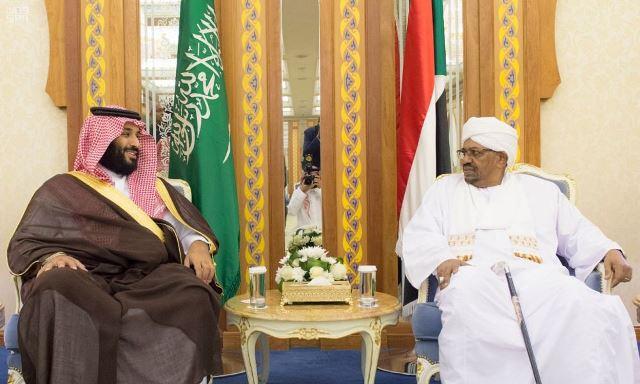 السودان : البيان المشترك مع السعودية ليس موجهاً ضد اي دولة