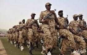 إعتراضات علي إعادة هيكلة القوات الداعمة للجيش