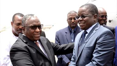رئيس الوزراء التشادي يصل الخرطوم لبحث وضع القوات المشتركة