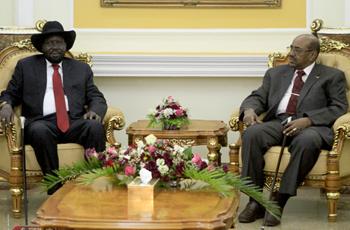 """جنوب السودان تتعهد بعدم العيش في """"عداء دائم"""" مع السودان"""