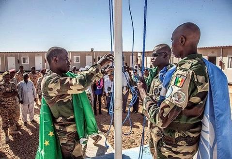 (يوناميد) تنسحب من 11 موقعاً في دارفور