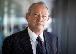 """رجل الاعمال المصري """"ساويرس"""" في تغريده للبشير :سنكون في طليعة المستثمرين بالسودان"""