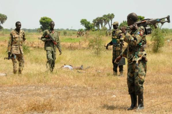 مسلحون من جنوب السودان يقتلون 70 سودانياً وينهبون 8600 من الماشية
