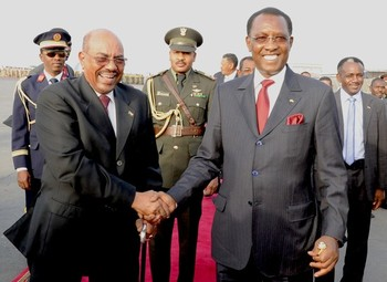 بدء مؤتمر للحدود بين السودان وتشاد