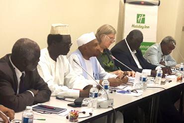 اجتماع تمهيدي لنداء السودان لعقد مؤتمر للمعارضة بالداخل
