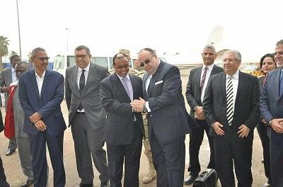 4 طائرات مصرية تحمل ما يقارب 50 الف طن مساعدات للسودان