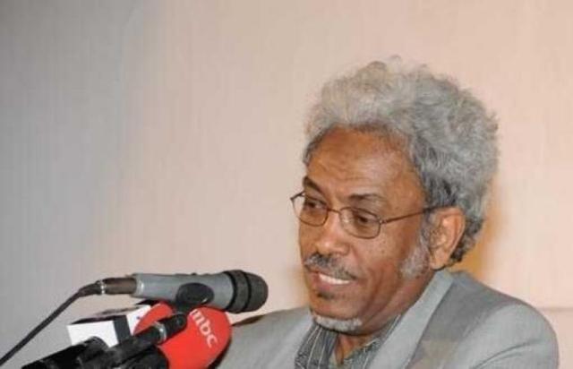 أمين حسن عمر: الحزب الشيوعي يميني مفلس