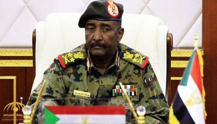 """رسمياً .. إعلان """"المجلس السيادي"""" في السودان بشقيه العسكري والمدني"""