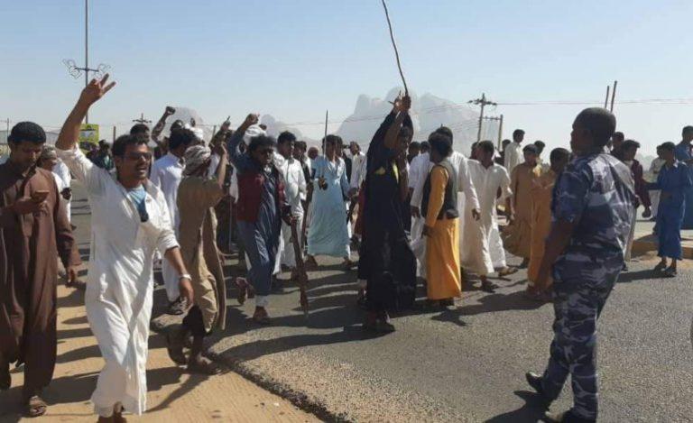 السودان.. تفاصيل خطيرة عن ثورة الرشايدة بكسلا