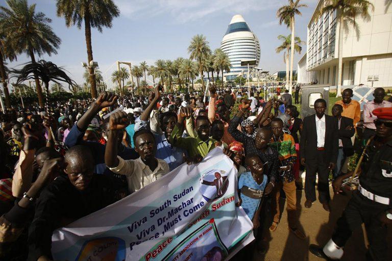 انطلاقة مفاوضات جوبا اليوم لاحلال السلام في السودان