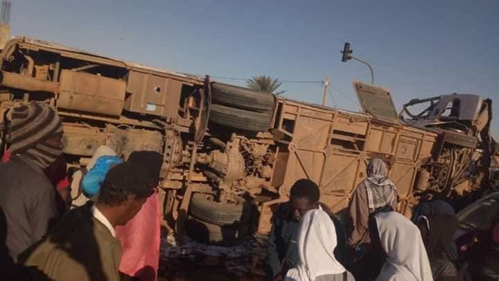 متوفين وعدد من الجرحى في حادث بامبدة