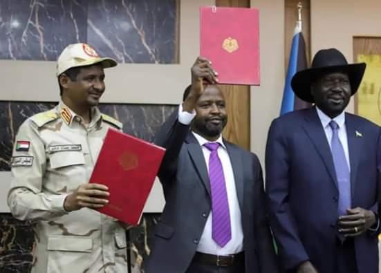 صحيفة  الغارديان البريطانية :حميدتي صانع السلام في  السودان*