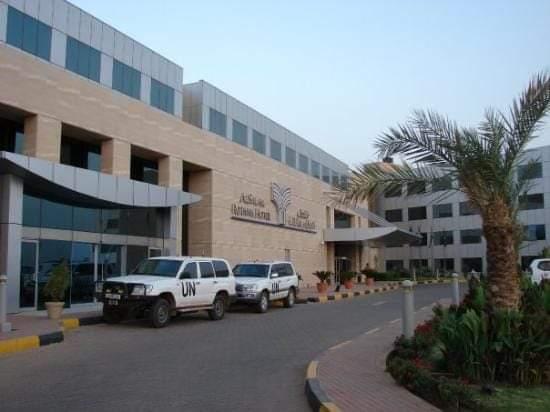 روتانا الإماراتية تخرج من إدارة فندق السلام