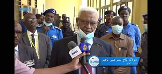 النائب العام يحضر اولى جلسات محاكمة قاتل حنفي عبد الشكور