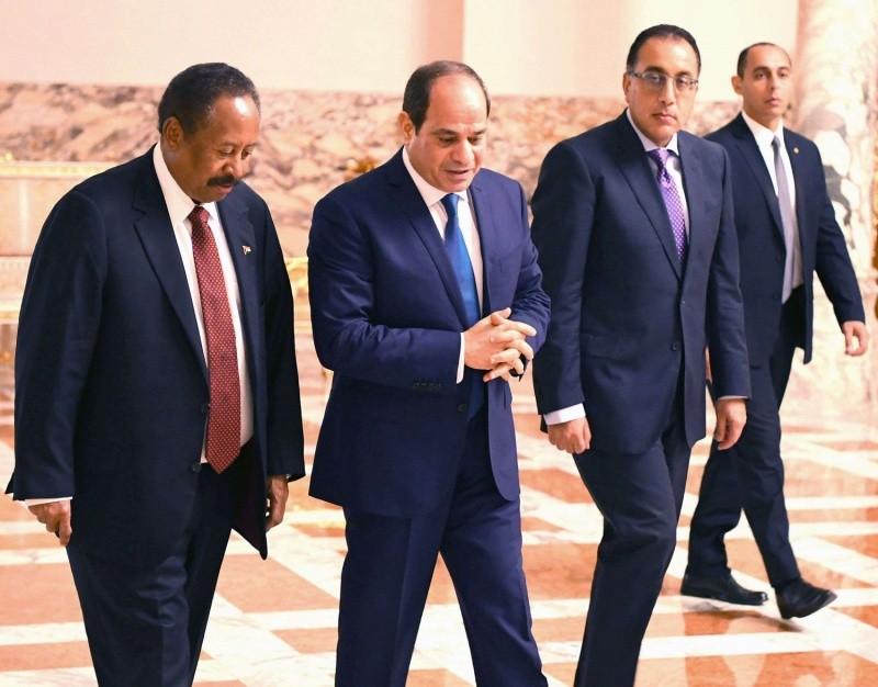 اليوم.. مباحثات مصرية سودانية بالقاهرة على مستوى وزيري الخارجية