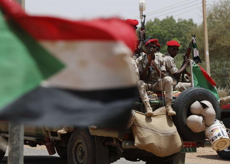 المجلس الانتقالي يشكل قوة مشتركة لحسم التفلتات في السودان