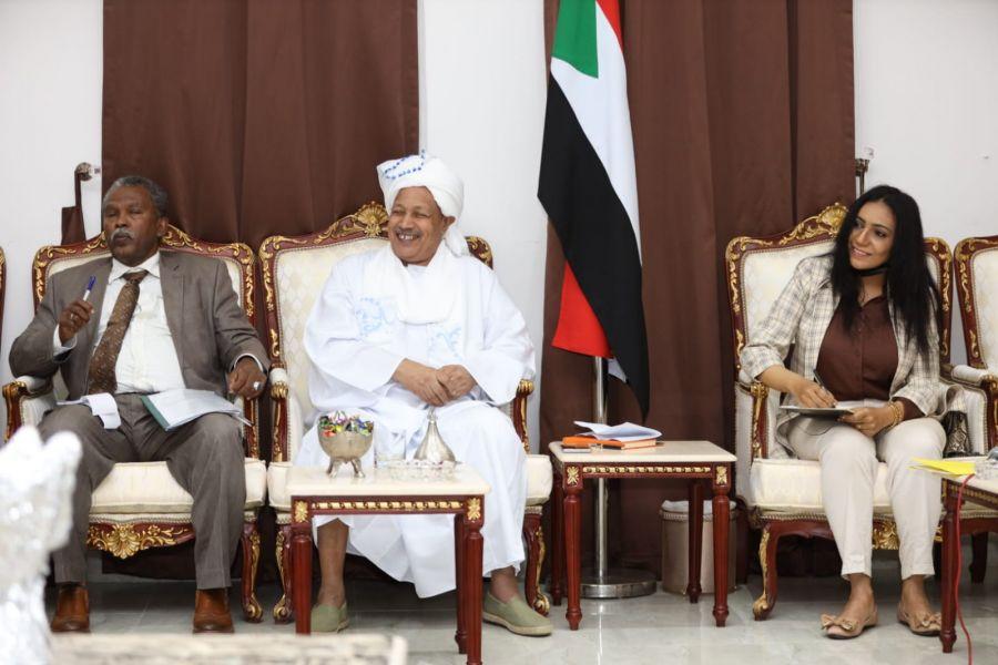 سفارتتا في الدوحة استصافت اول لقاء تشاوري حول مبادرة حمدوك