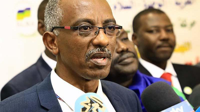 وجدي صالح: واهم من يظن ان بمقدوره سرقة احلام الشعب السوداني