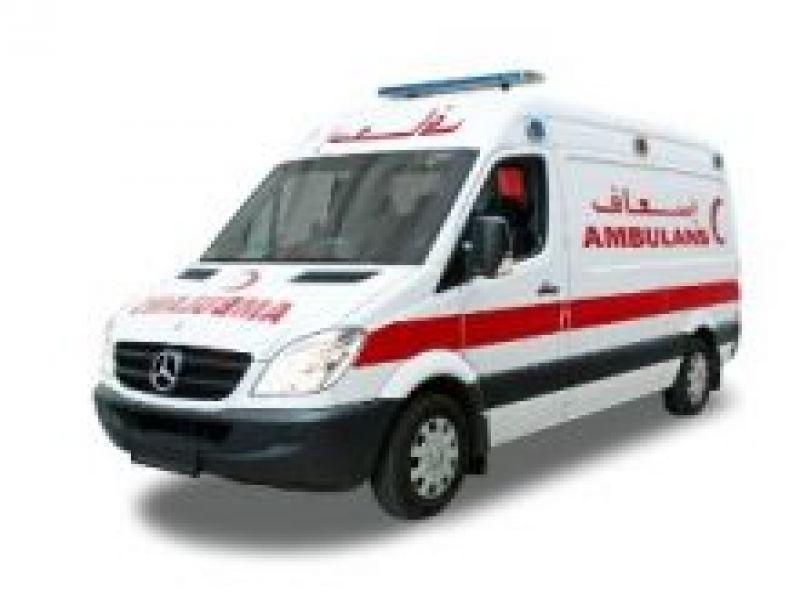 إصابة (27) شخصاً في حادث مروري بطريق التحدي