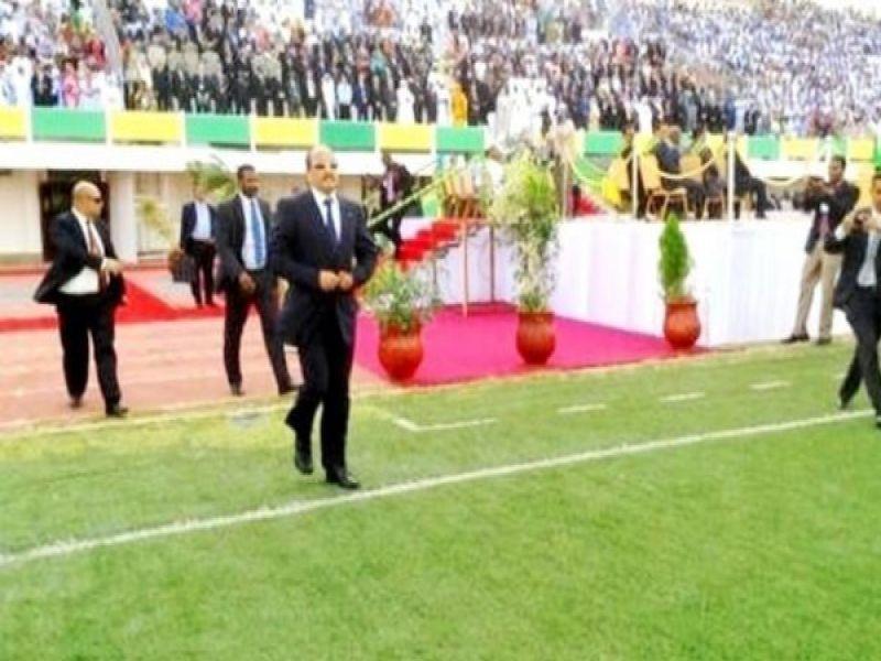 بأمر من الرئيس مباراة السوبر الموريتاني 65 دقيقة فقط