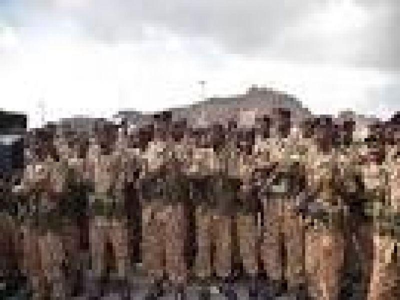 القوات السودانية تبدأ مشاركتها الفعلية في استعادة الشريجة وتعز باليمن