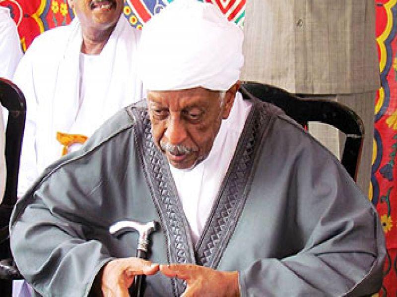 إنقلاب في الاتحادي الديمقراطي علي محمد عثمان الميرغني