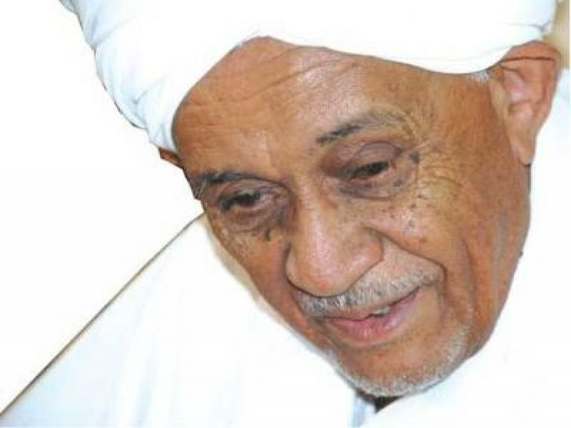 ابو سبيب : علي محمد الحسن الميرغني الإنسحاب من الحكومةبكرامته