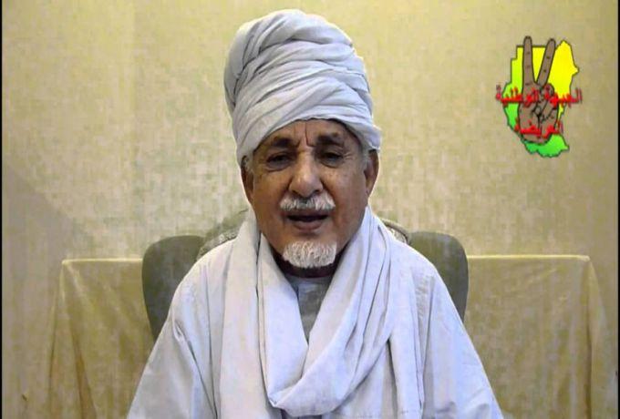 عزل محمد عثمان الميرغني وتشكيل هيئة رئاسية بقيادة حسنين