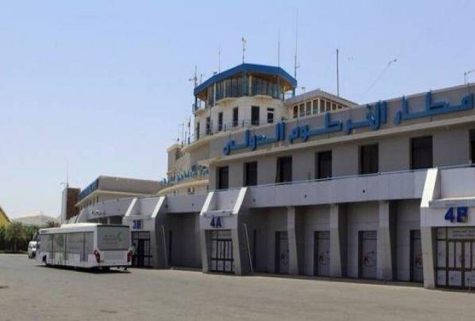 النقل الجوي العربي يطمئن علي السلامة الجوية بمطار الخرطوم