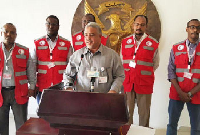 فريق طبي سوداني الي جنوب السعودية لعلاج جرحي الحرب اليمنيين