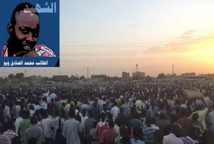 الصادق ويو يروي مأساة فقد إبنه الشهيد محمد ويقول :نعرف القاتل
