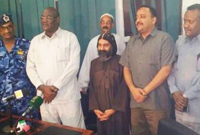 تحرير القس قوبريال راعي كنيسة العذراء بجنوب دارفور