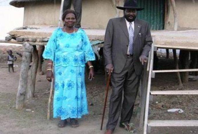 صحيفة اوغندية :فساد بالجملة لزوجة سلفاكير ..!!