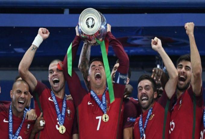 البرتغال تحقق حلم الكأس الاوروبي وتعانق المجد