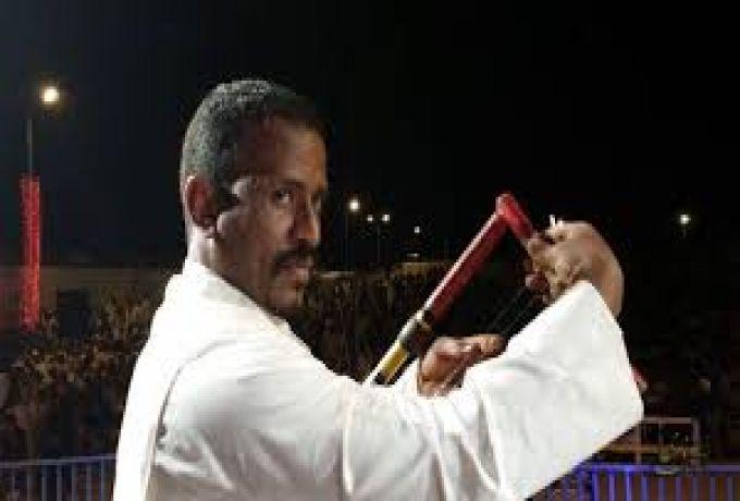 النصري يشارك في مهرجان البركل بالقاعة