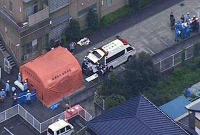 اليابان..19 قتيلا في هجوم بالسكاكين على مركز للمعاقين