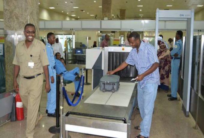 القبض علي سوداني بحوزته مخدرات بمطار دبي