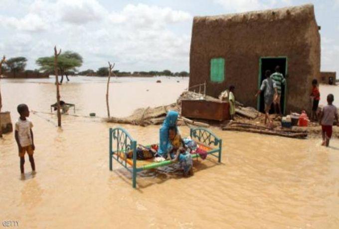 ضحايا امطار الخرطوم 22 شخصاً والنيل ينحسر
